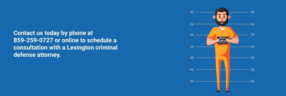 How a Lexington Criminal Defense Attorney Can Help