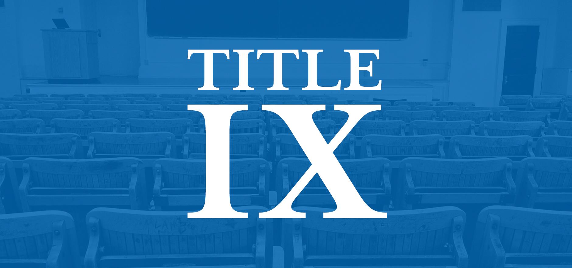Title IX Violations